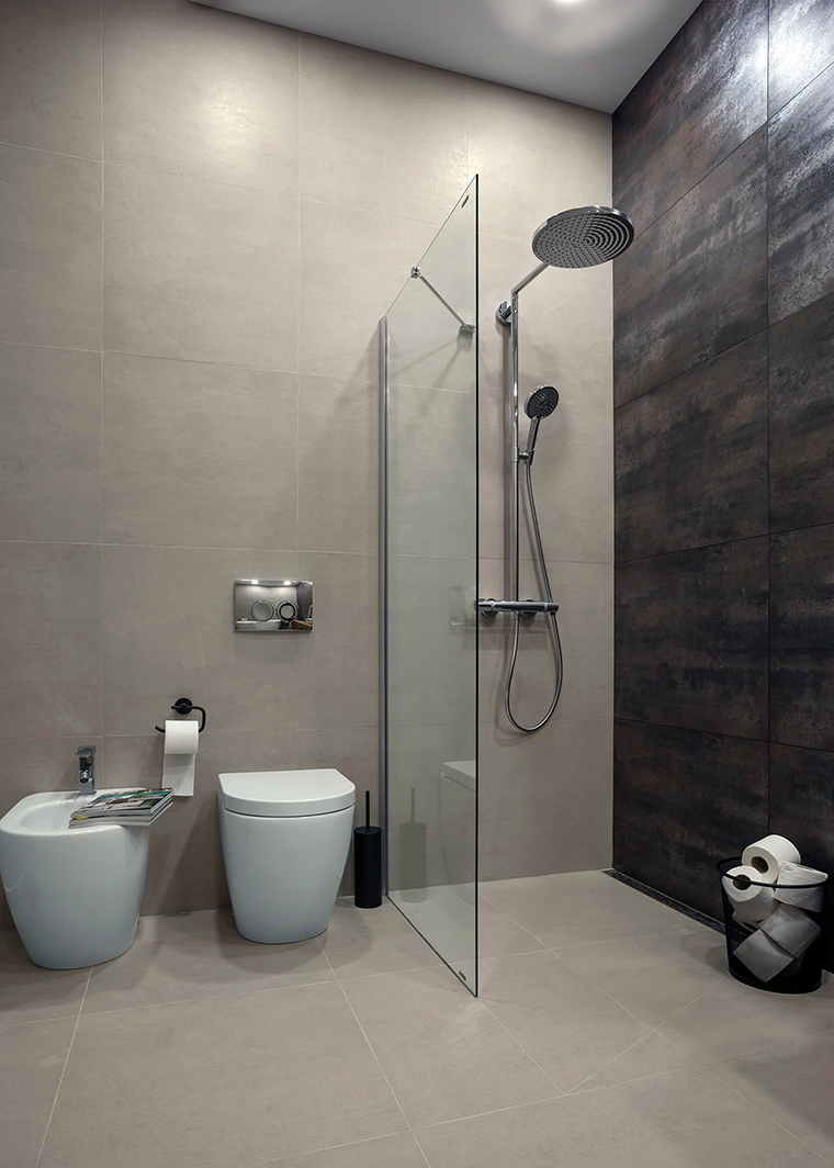 Фото № 59667 ванная  Квартира