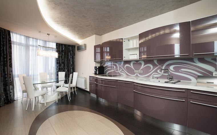 Квартира. кухня из проекта , фото №59657