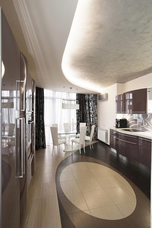 Квартира. кухня из проекта , фото №59655