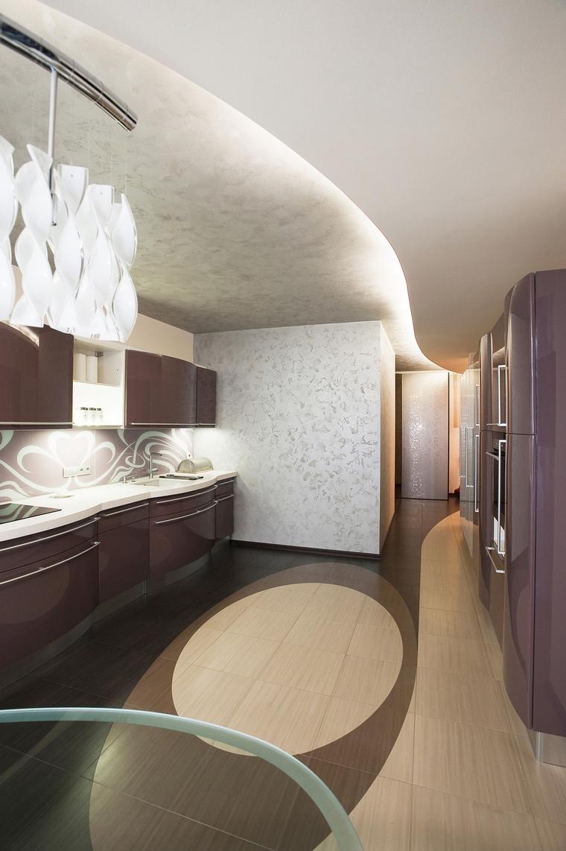 Квартира. кухня из проекта , фото №59656