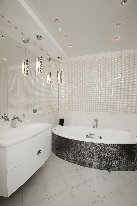 Квартира. ванная из проекта , фото №59662