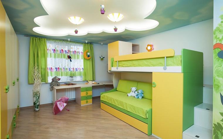 Фото № 59660 детская  Квартира
