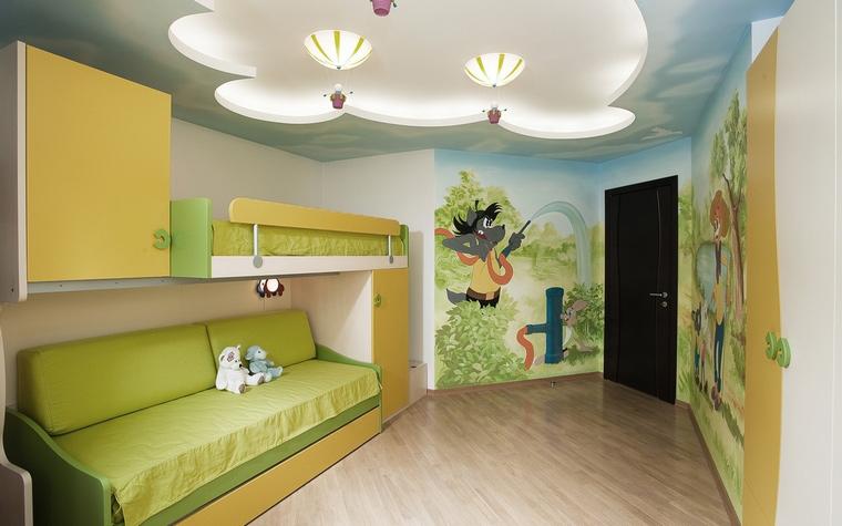 Фото № 59661 детская  Квартира