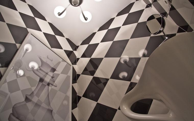 Квартира. санузел из проекта , фото №59727
