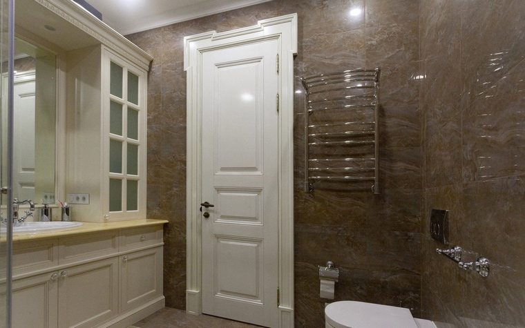 Квартира. ванная из проекта , фото №59790