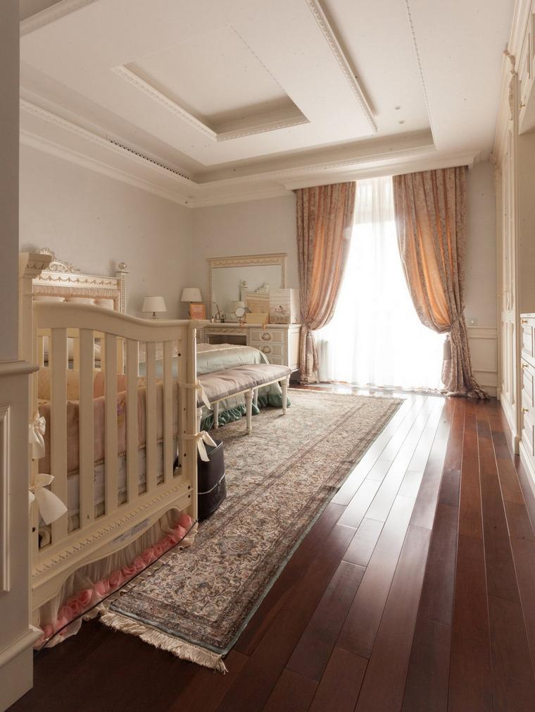 интерьер спальни - фото № 59791