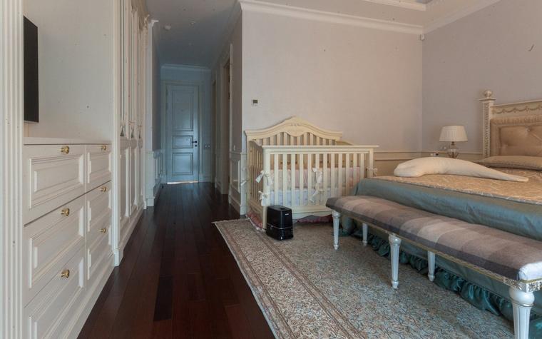 интерьер спальни - фото № 59795