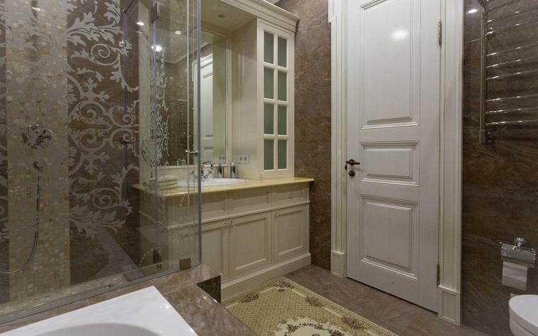 Квартира. ванная из проекта , фото №59788