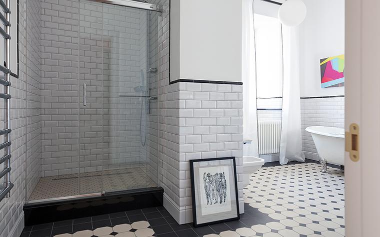Фото № 59860 ванная  Квартира