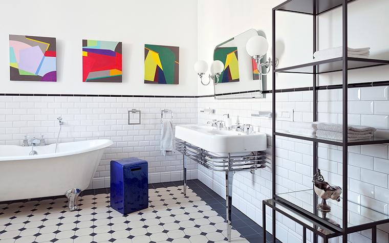 Фото № 59861 ванная  Квартира
