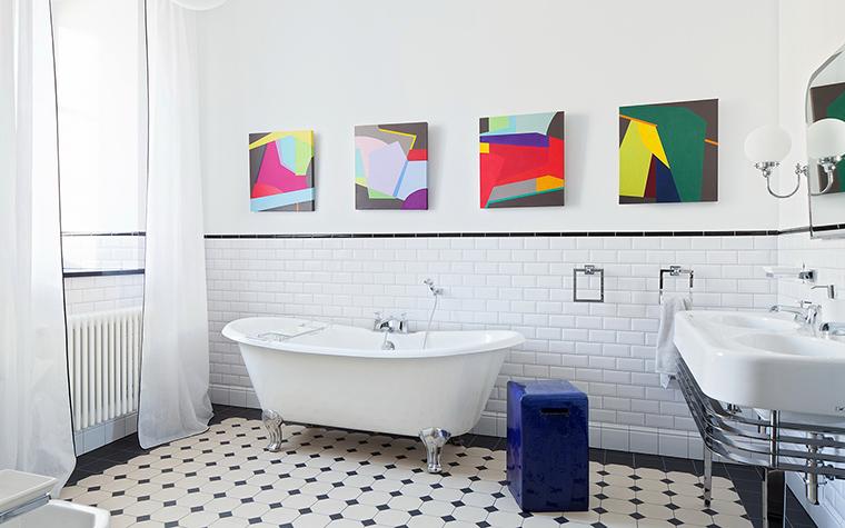 Фото № 59862 ванная  Квартира