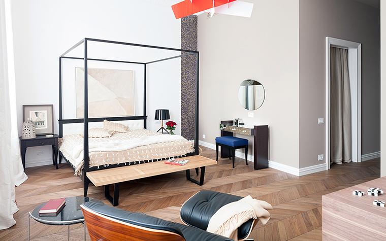 Фото № 59865 спальня  Квартира