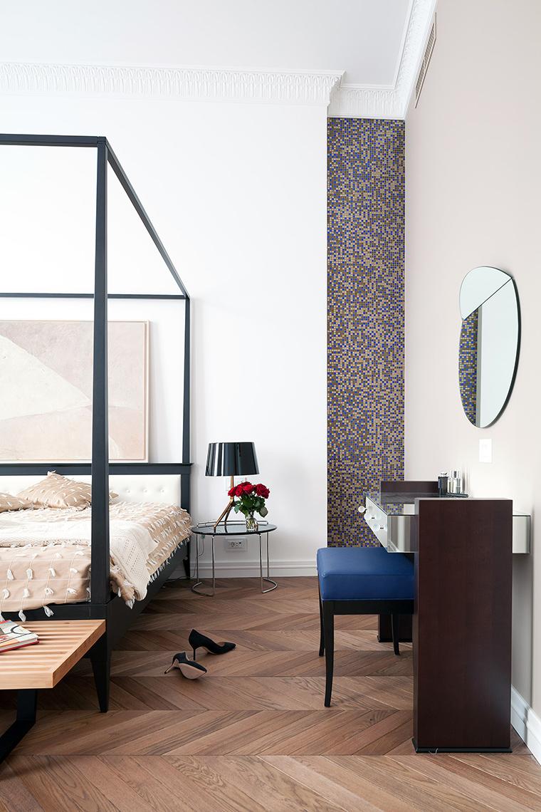 интерьер спальни - фото № 59867