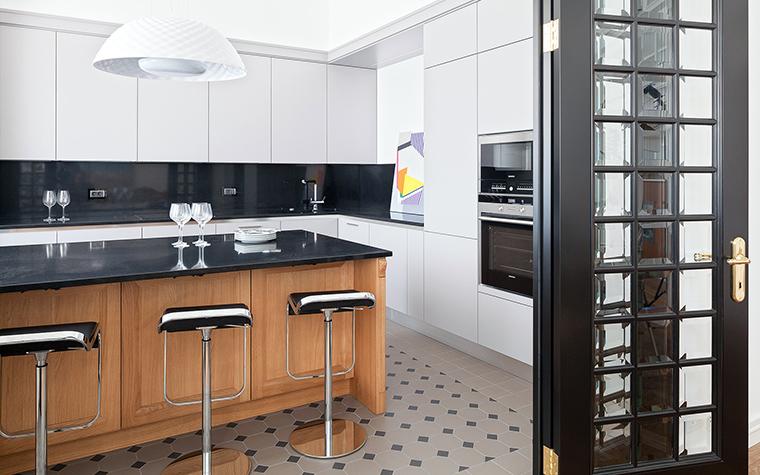 Фото № 59856 кухня  Квартира