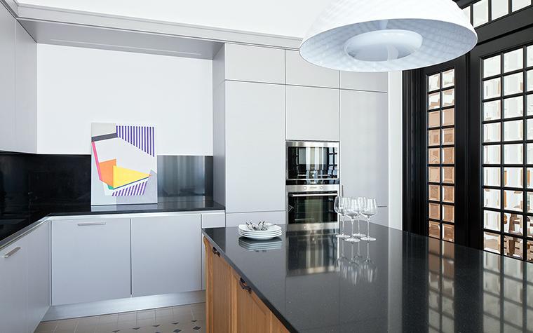 Фото № 59857 кухня  Квартира