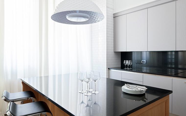 Фото № 59858 кухня  Квартира