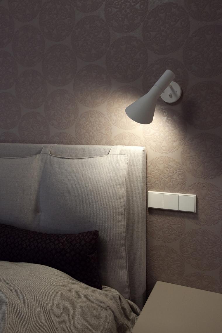 интерьер спальни - фото № 59871