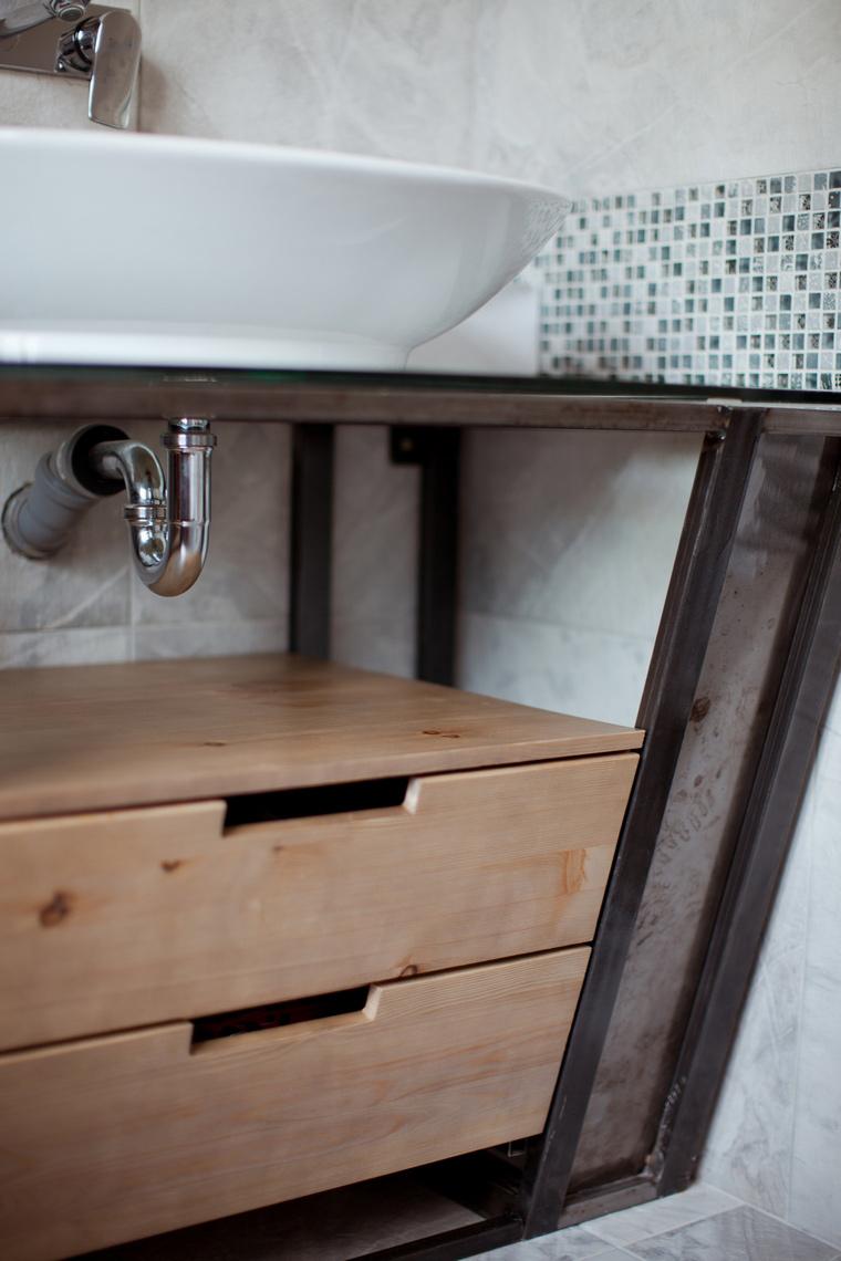 Квартира. ванная из проекта , фото №59911