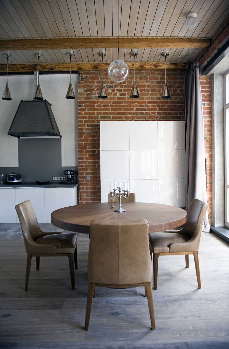 интерьер кухни - фото № 59903