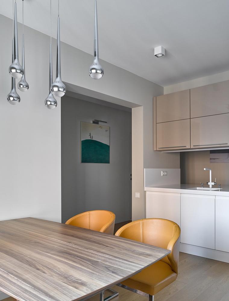 Квартира. кухня из проекта , фото №59948