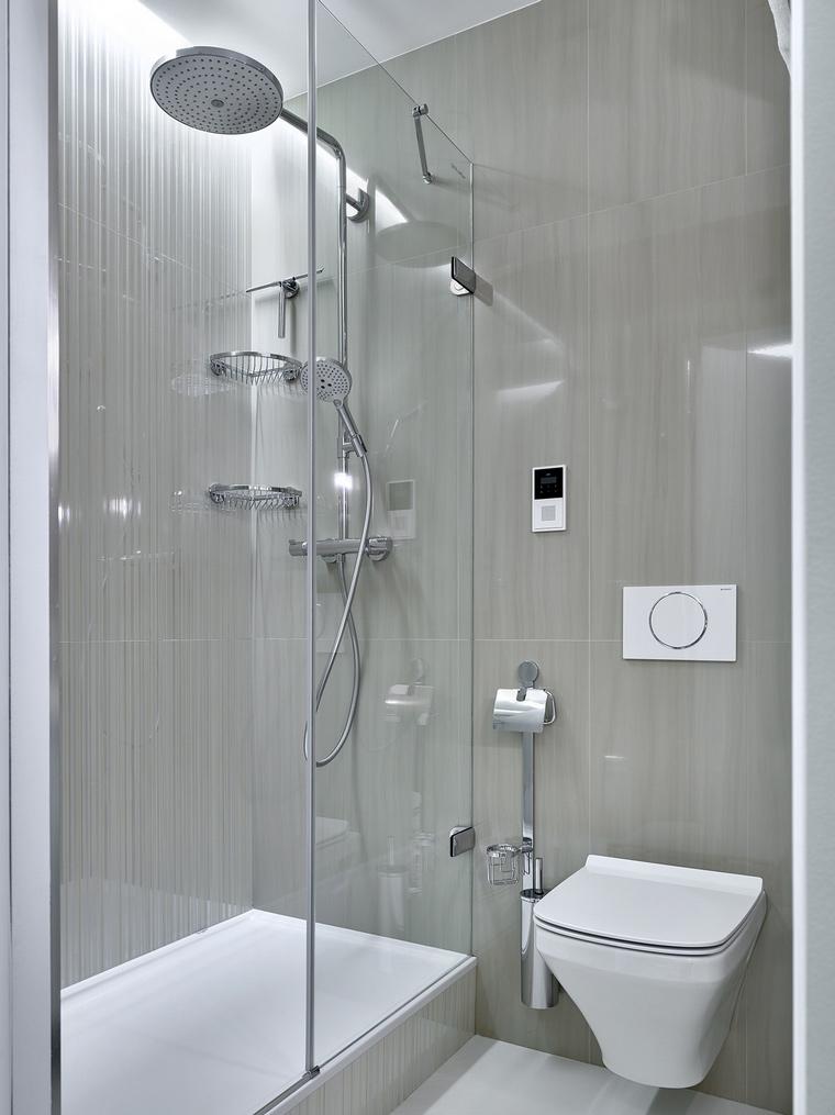 Квартира. ванная из проекта , фото №59957