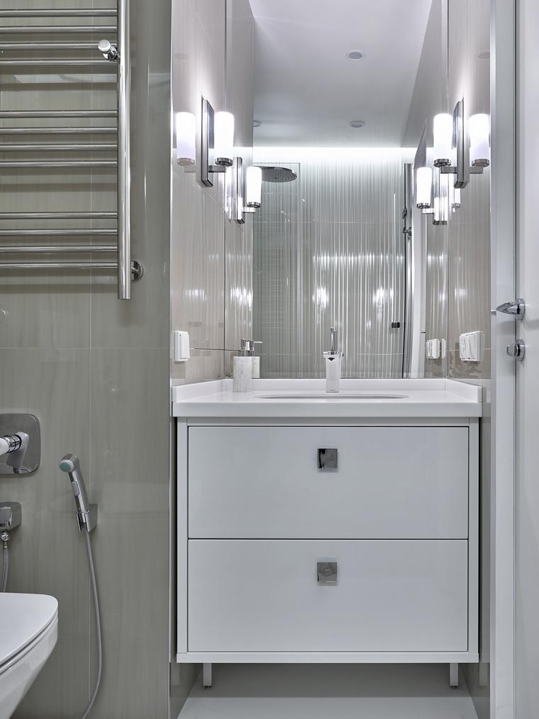 Фото № 59958 ванная  Квартира