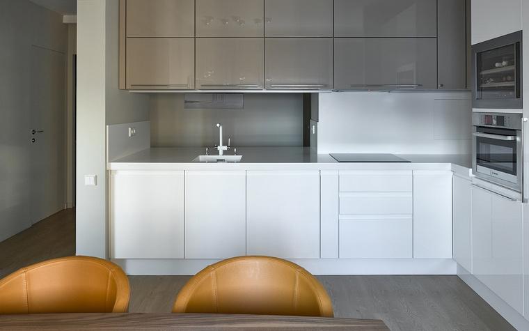 Квартира. кухня из проекта , фото №59947