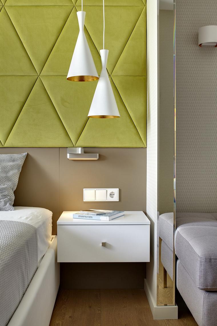 Фото № 59952 спальня  Квартира