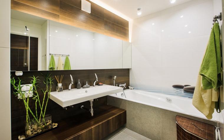 Фото № 59982 ванная  Квартира