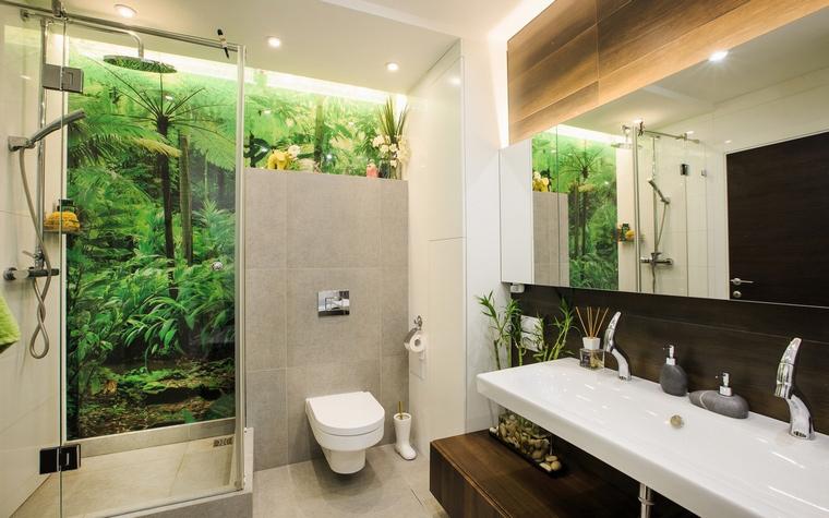 Фото № 59983 ванная  Квартира