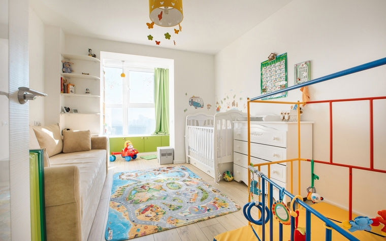 Фото № 59981 детская  Квартира