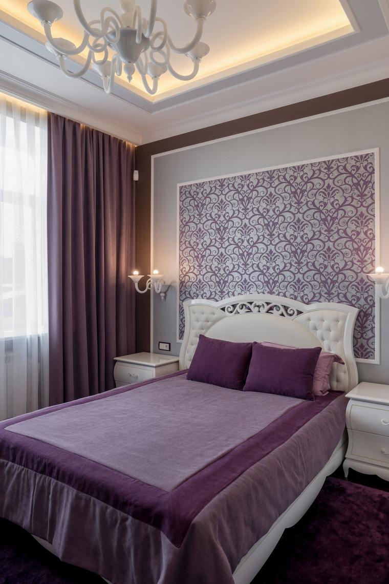 Фото № 60004 спальня  Квартира