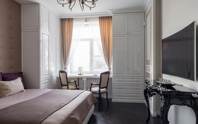 интерьер спальни - фото № 59999