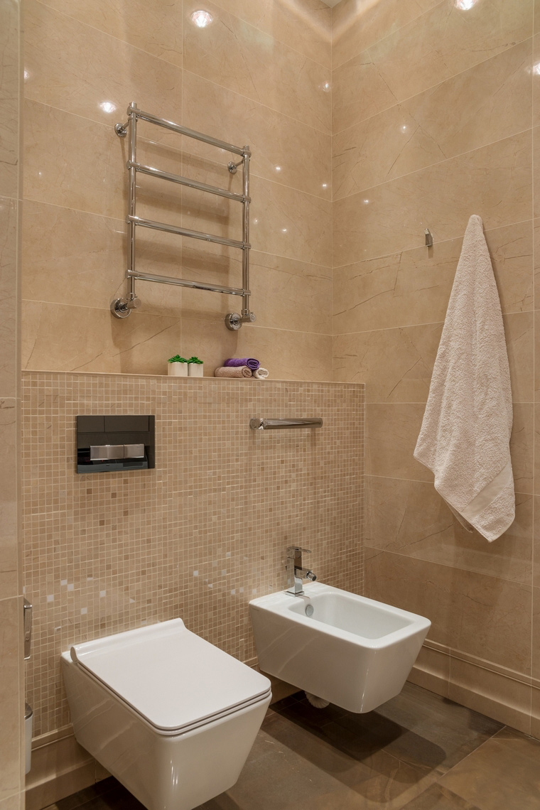 Фото № 60016 ванная  Квартира