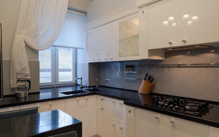 Фото № 59996 кухня  Квартира