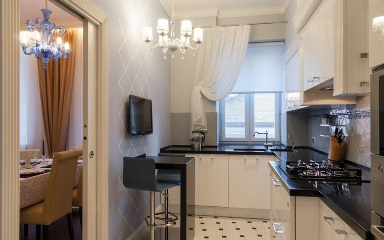 Фото № 59997 кухня  Квартира