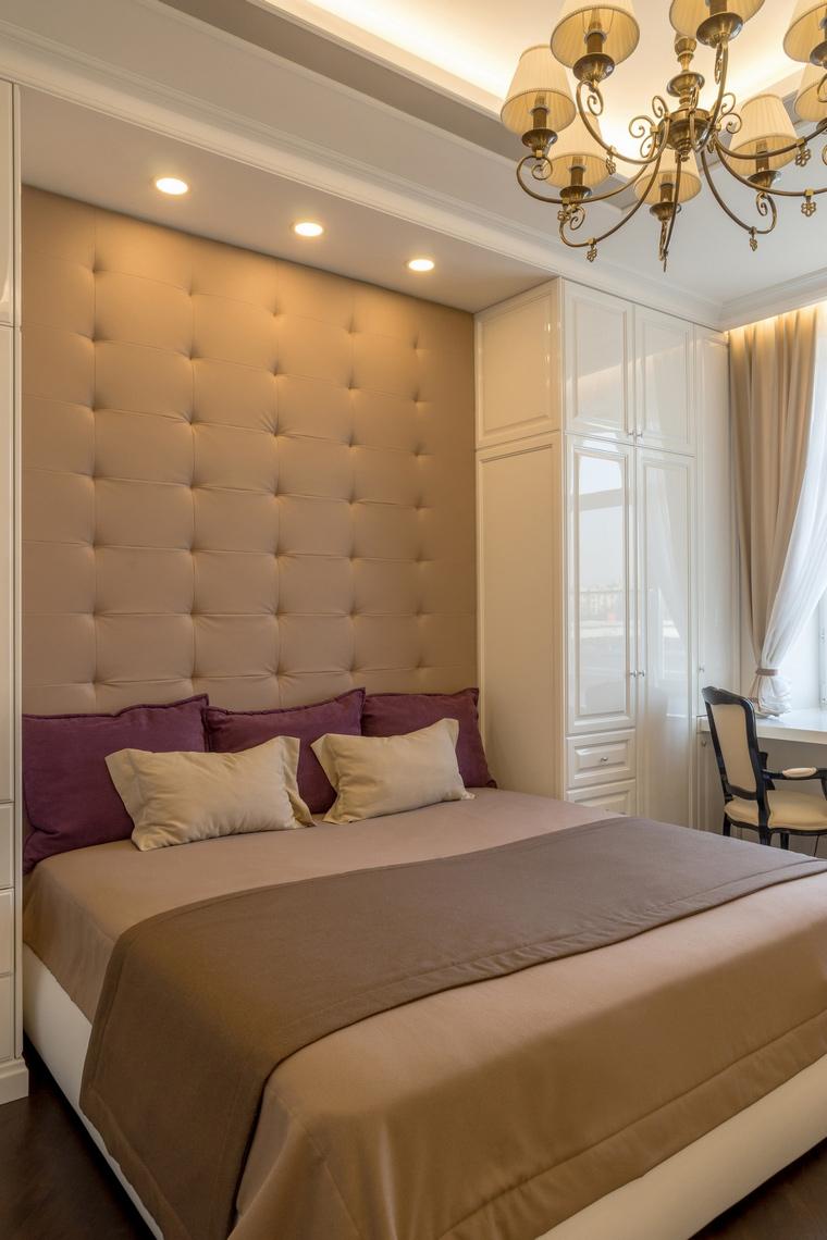 интерьер спальни - фото № 60001