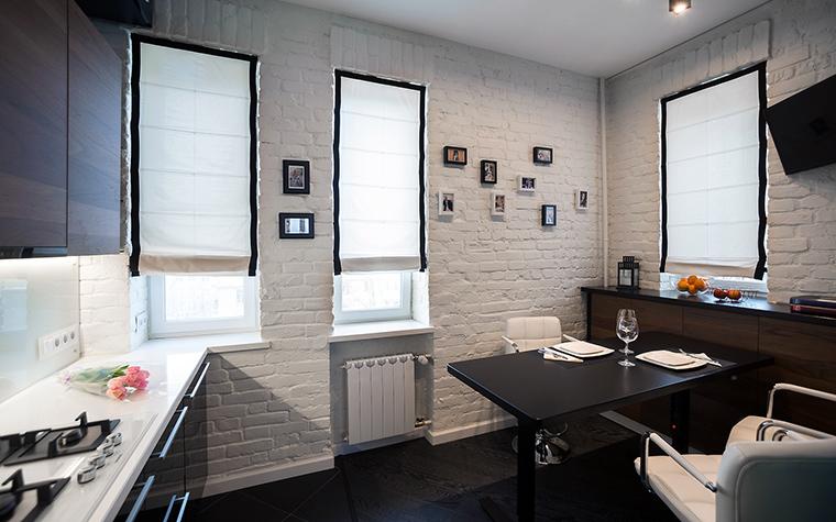 Фото № 60023 кухня  Квартира