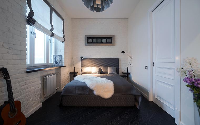 интерьер спальни - фото № 60030