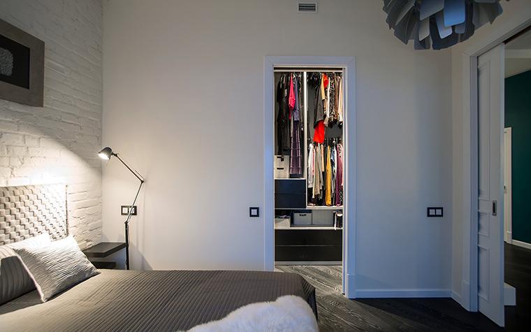 интерьер спальни - фото № 60032
