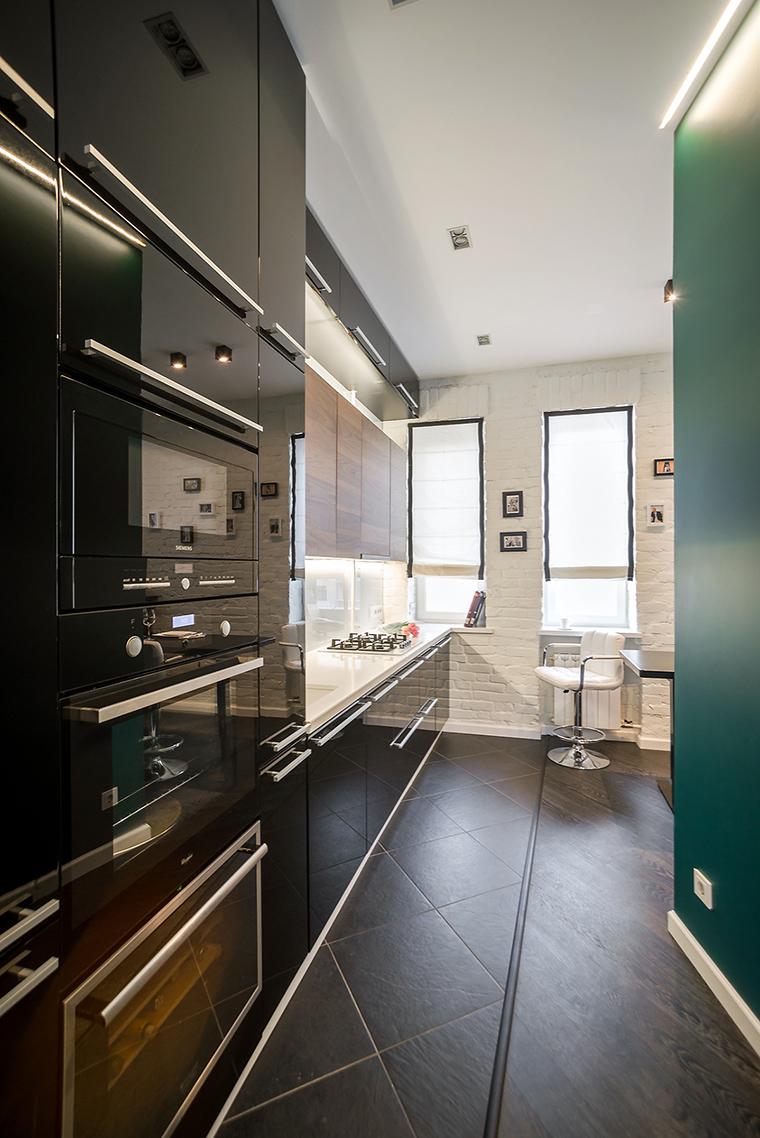 Фото № 60024 кухня  Квартира