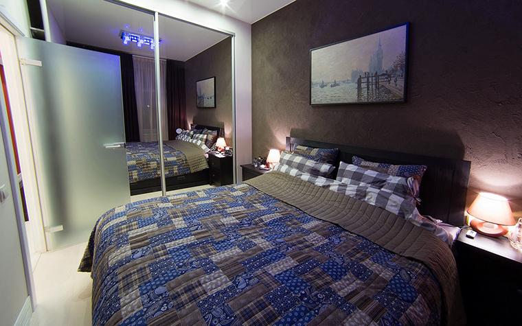 интерьер спальни - фото № 60058