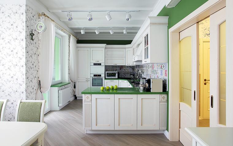 Фото № 60089 кухня  Квартира