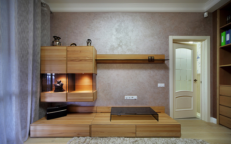 Фото № 60095 гостиная  Квартира