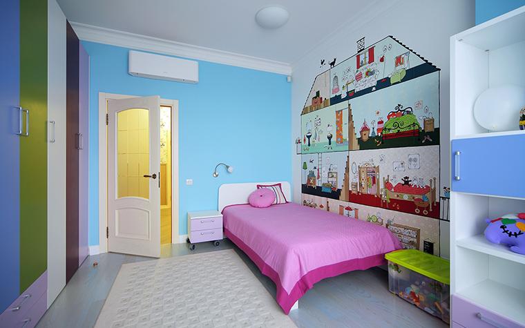 Квартира. детская из проекта , фото №60096