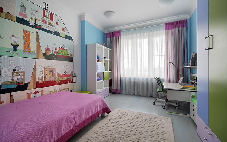Квартира. детская из проекта , фото №60097