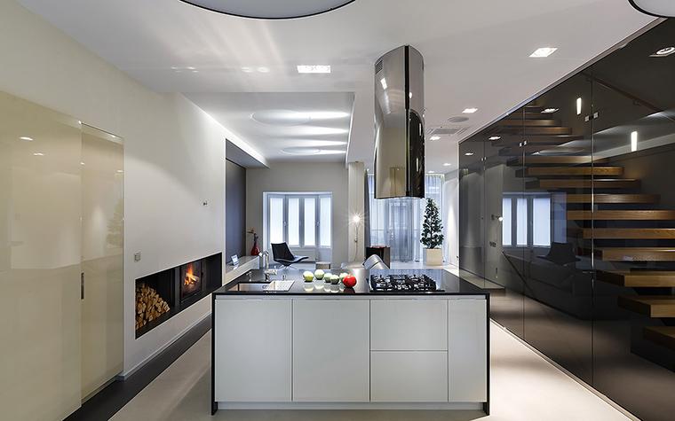 Фото № 60141 кухня  Квартира