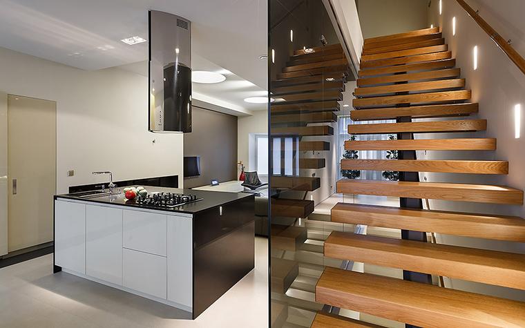 Фото № 60142 кухня  Квартира