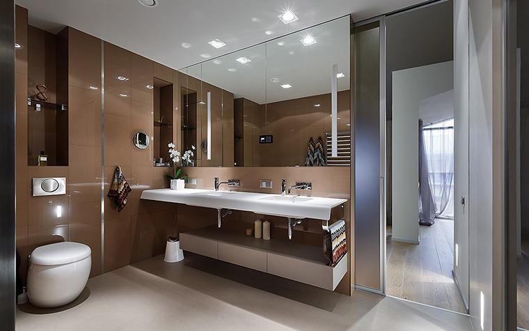 Фото № 60145 ванная  Квартира