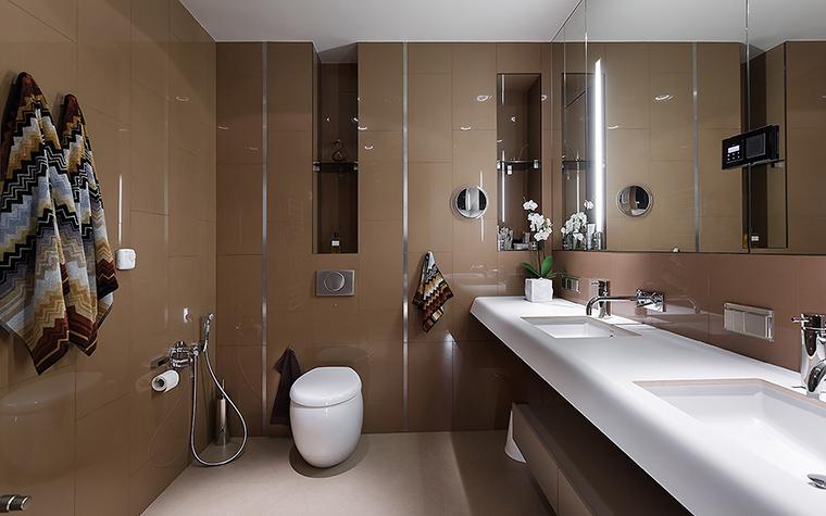 Фото № 60146 ванная  Квартира